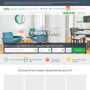 codigo promocional only apartments