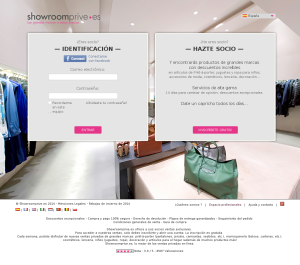 CODIGO PROMO SHOWROOM PRIVE